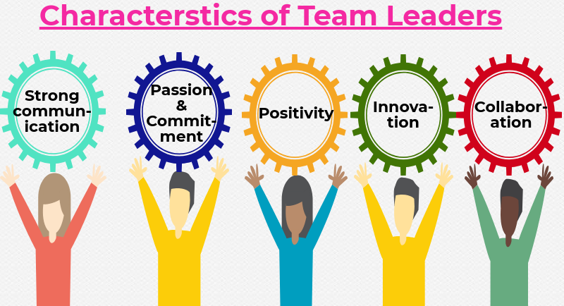 what are the attributes of great team leaders