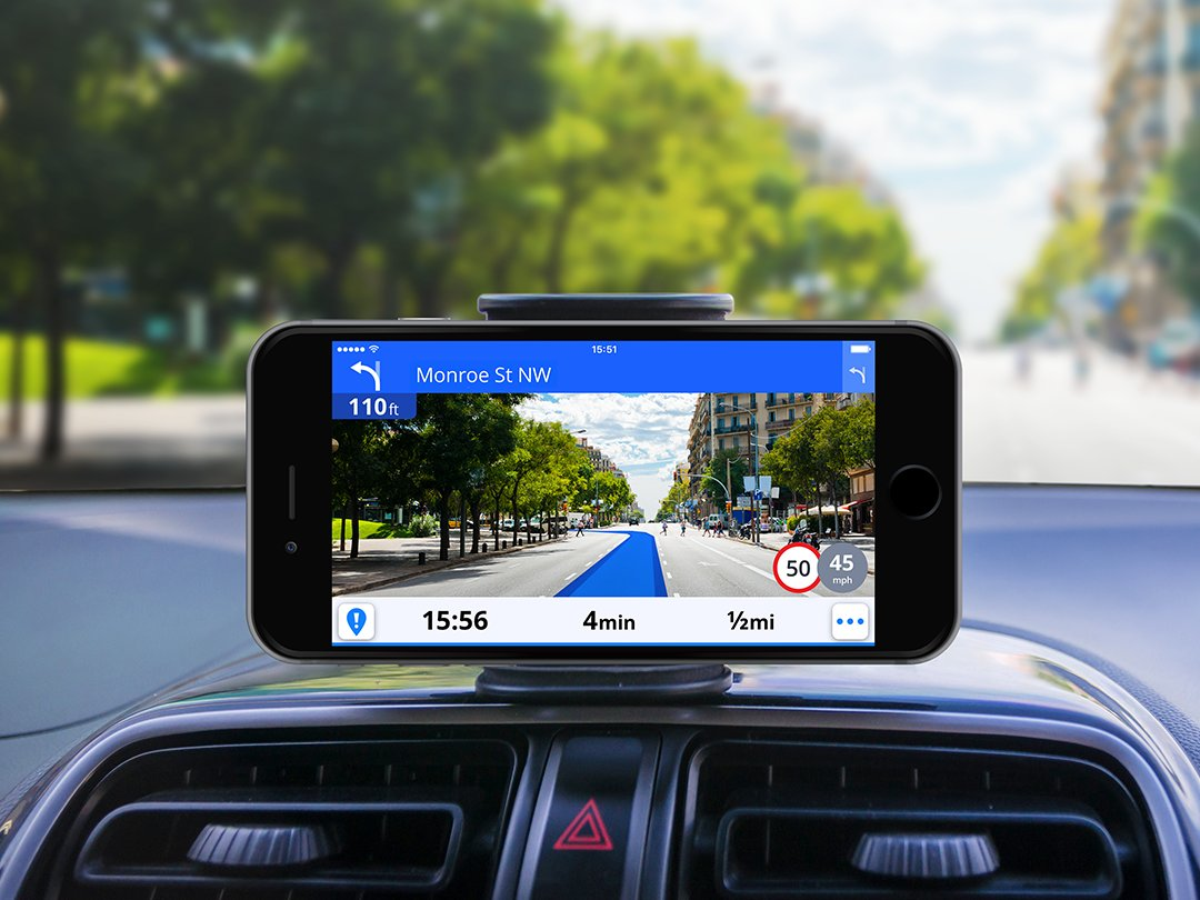 Augmented Reality in Navigation