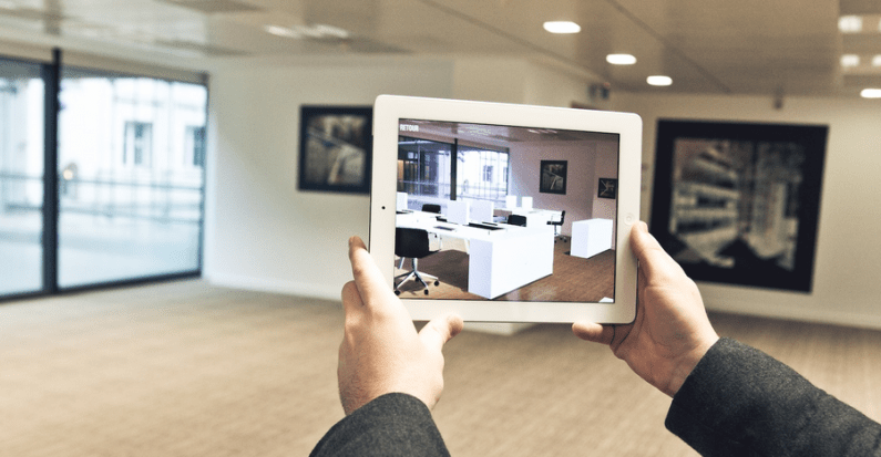Real Estate in Augmented Reality