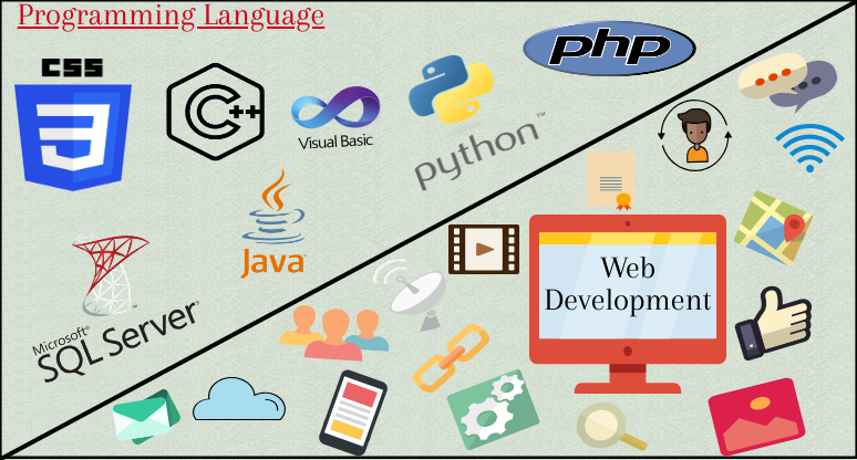 web development and programming